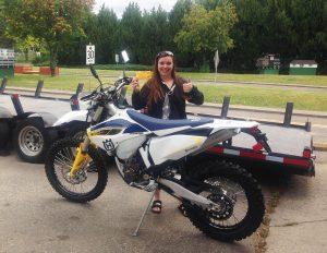 motorcycle raffle